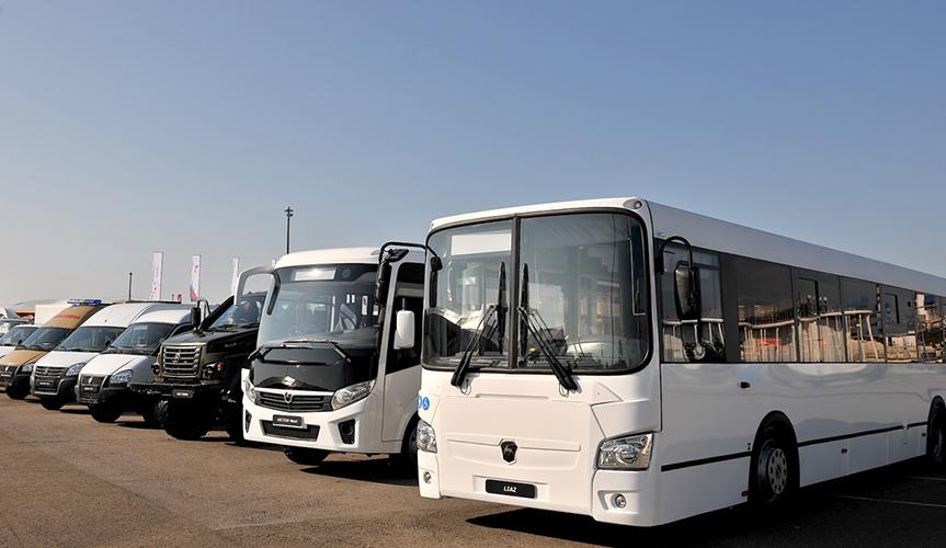 «Группа ГАЗ» представляет комплексные транспортные решения на экономическом форуме «Россия – Африка»