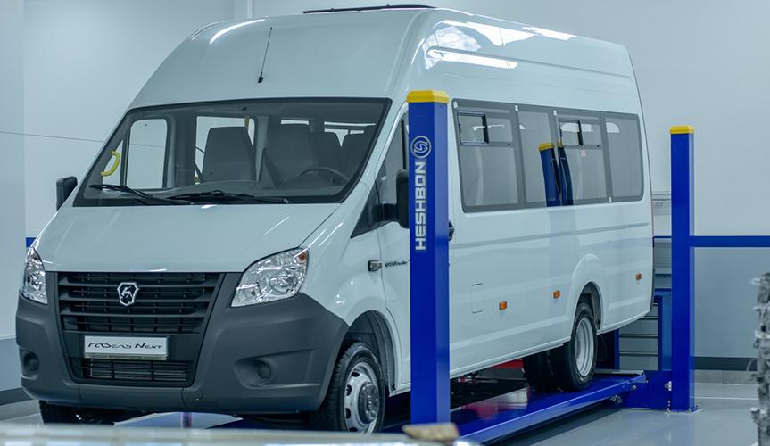 Новая станция технического обслуживания автомобилей ГАЗ открылась в Приморском крае