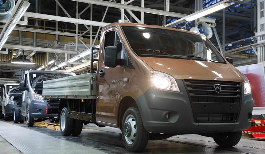 Машинокомплекты «Группы ГАЗ» отправлены на сборку автомобилей во Вьетнам
