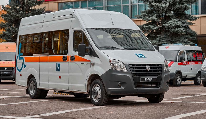 «ГАЗели NEXT» будут работать в службе «Яндекс.Такси» для маломобильных пассажиров