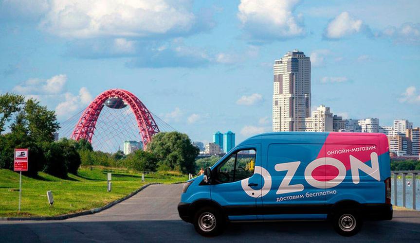 Ford Sollers поставил более 700 фургонов Transit компании Ozon