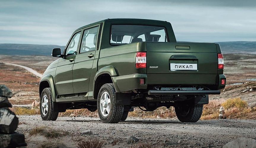УАЗ «Пикап» получит автоматическую коробку передач