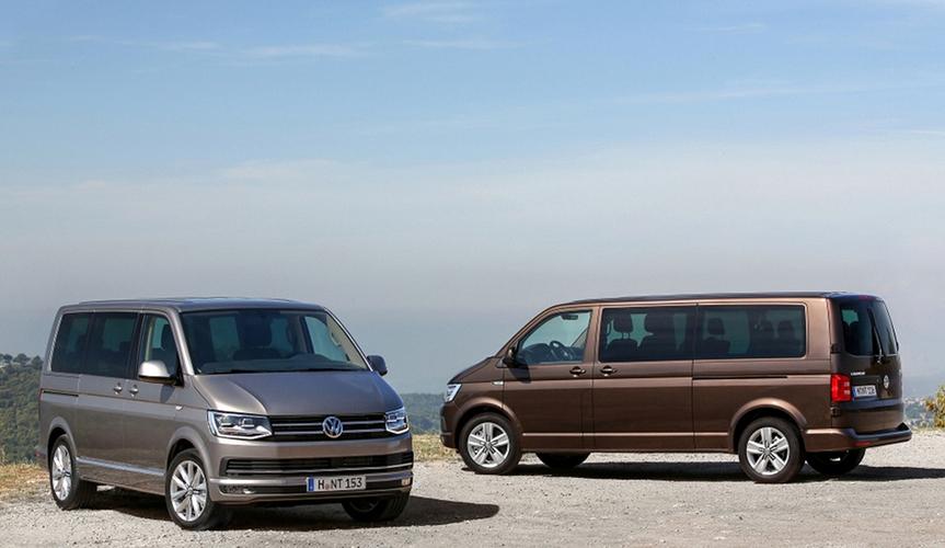 Volkswagen с начала года увеличил продажи LCV в России на 1%