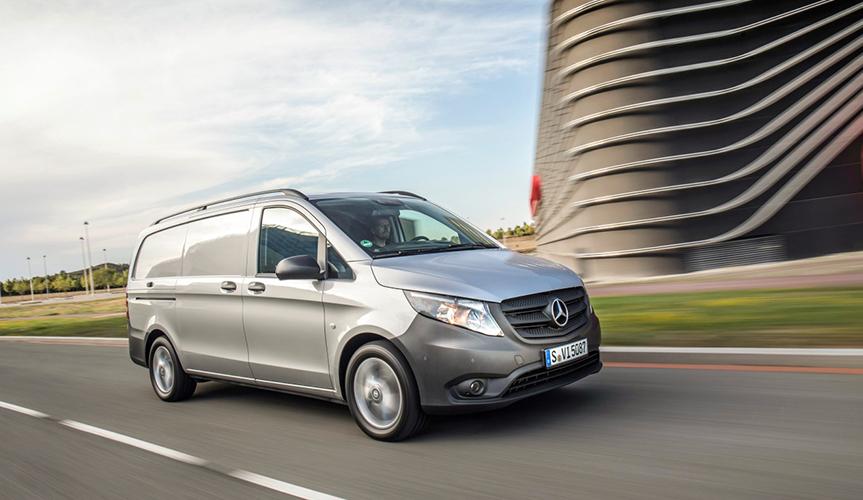 5 неизвестных фактов о Mercedes-Benz Vito