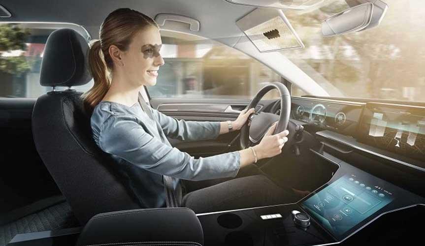 Автомобильный солнцезащитный козырёк от компании Bosch