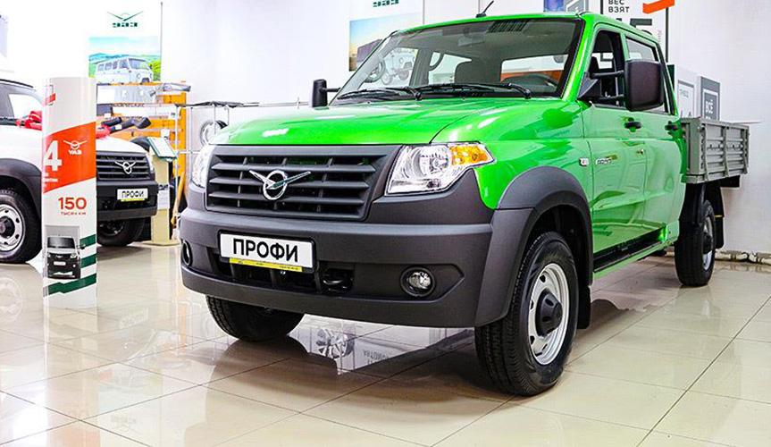 Фургон УАЗ «Профи» вырос в цене