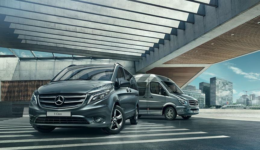 Mercedes-Benz стал лидером по продажам автомобилей премиального сегмента за прошлый год