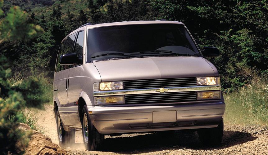 В Америке просят вернуть в производство фургон Chevrolet Astro