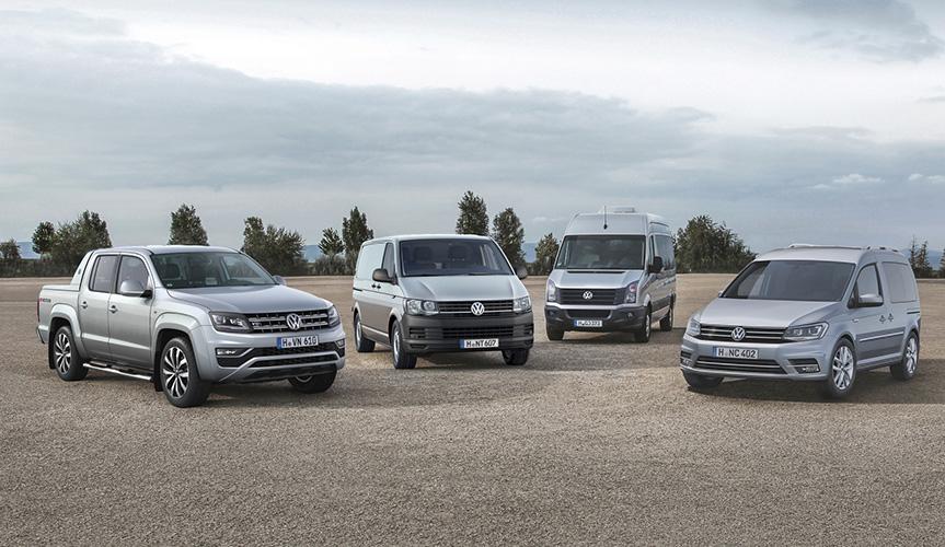 Марка Volkswagen Коммерческие автомобили сохранила стабильный уровень продаж в 2019 году