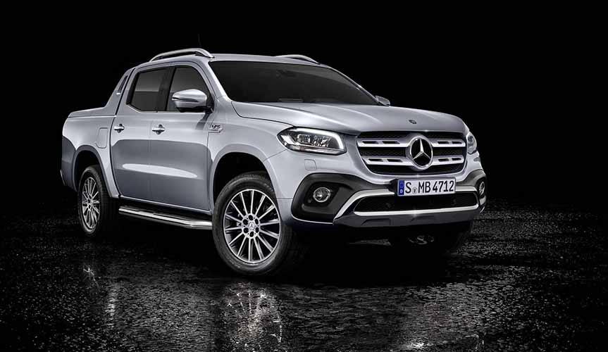 Mercedes-Benz прекратит производство пикапа X-Class