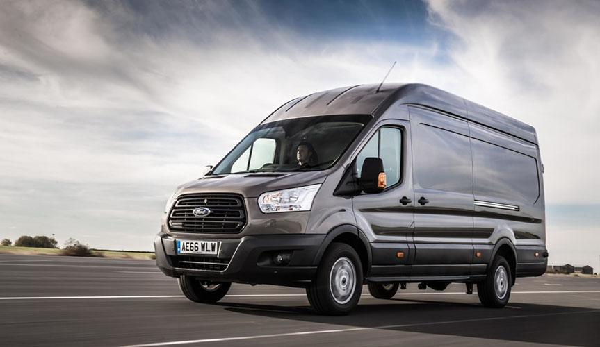 Для покупателей Ford Transit действуют особые привилегии
