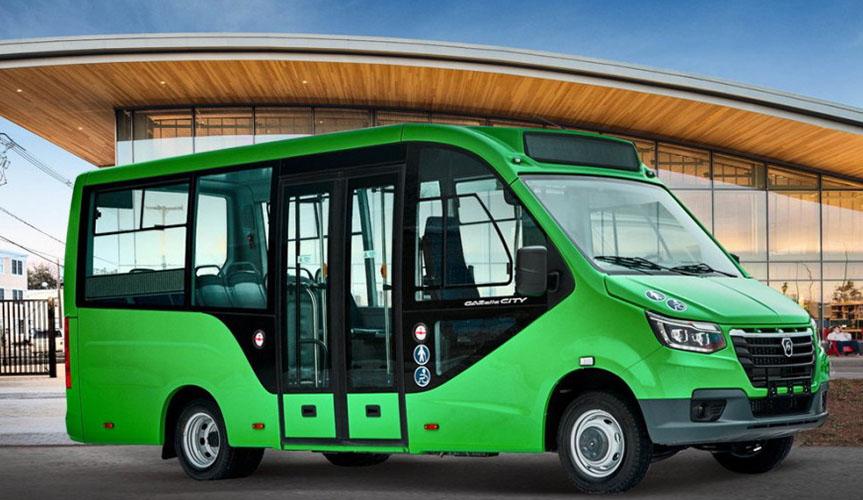 «Группа ГАЗ» обновила маршрутные автобусы «Газель»