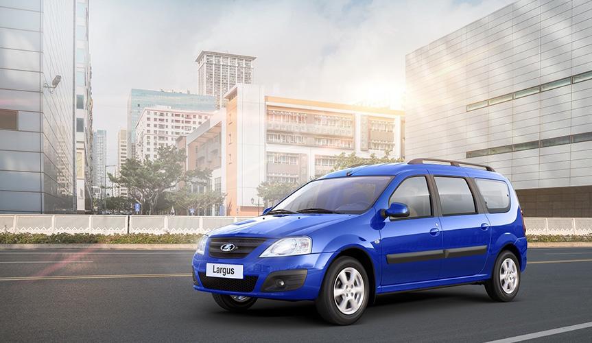 Украинский ЗАЗ выпускает тестовые партии автомобилей LADA
