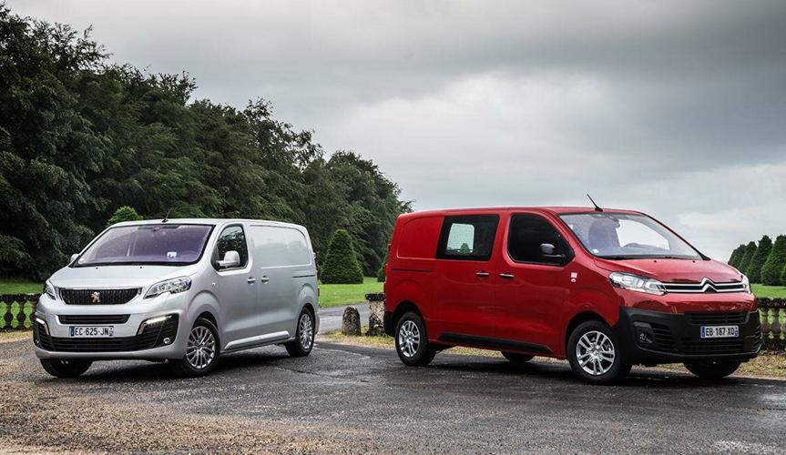 Коммерческие автомобили Peugeot и Citroen попали под отзыв в России