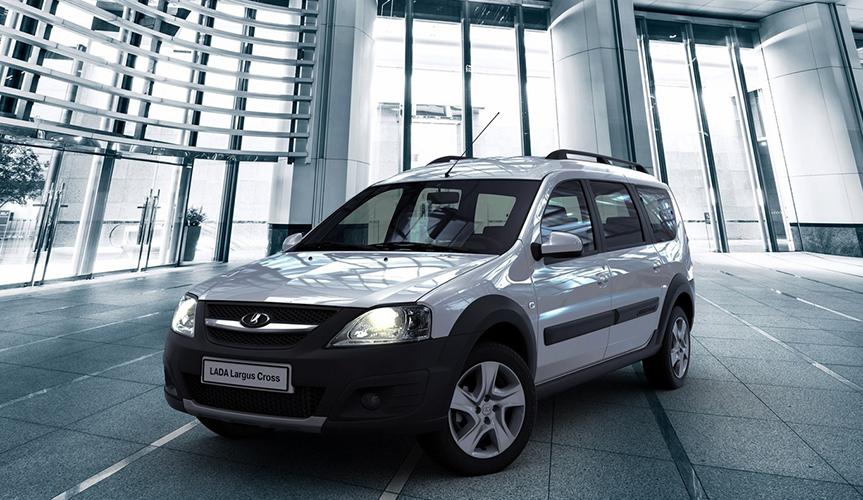«АвтоВАЗ» приступил к выпуску обновленной Lada Largus Cross