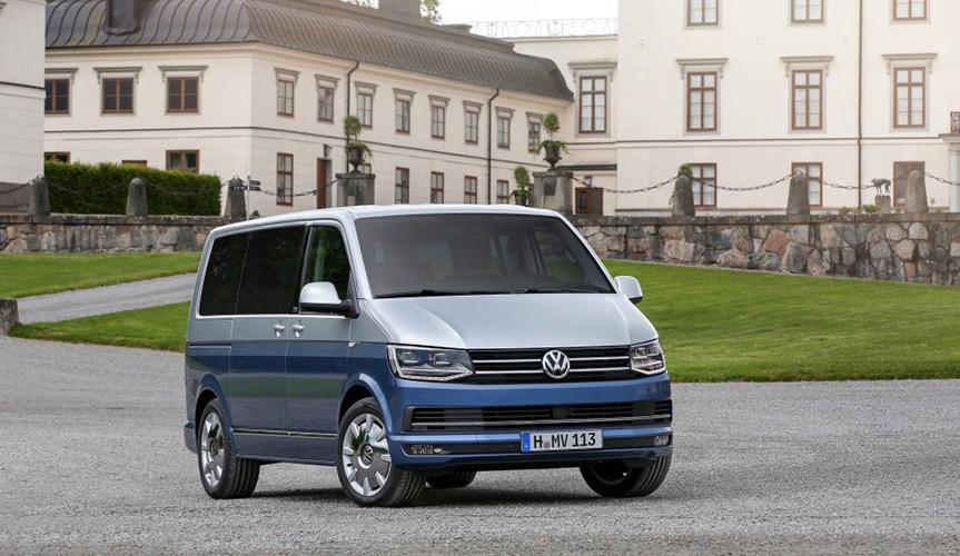 Volkswagen «заморозил» цены на LCV в России до конца марта