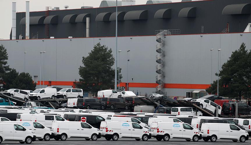 В Европе закрываются автомобильные заводы