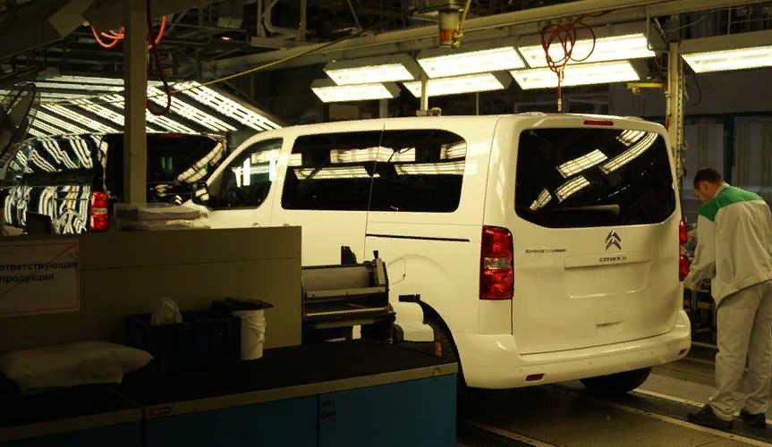 «Группа PSA» останавливает российское производство автомобилей