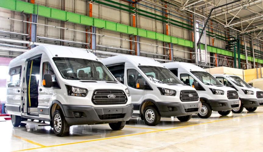 На заводе Ford Sollers возобновили производство