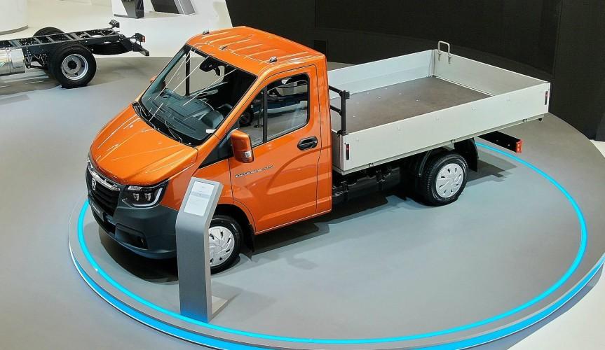 Производство новой «ГАЗели» может начаться в 2021 году