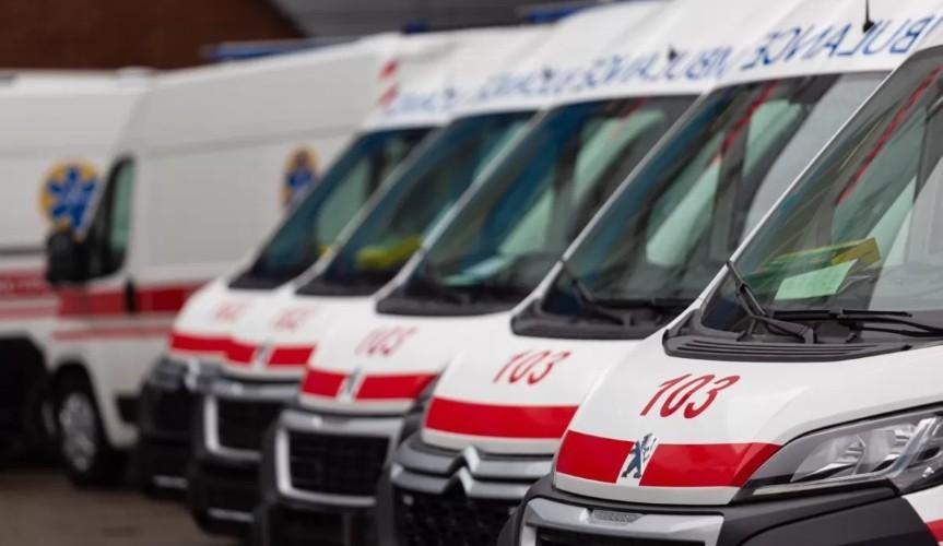 «Группа PSA» передает автомобили медучреждениям и волонтерским организациям