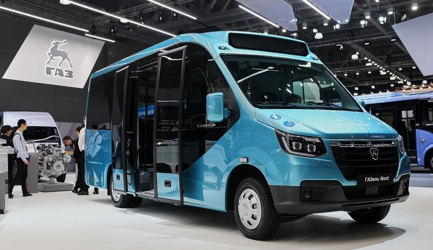 Старт производства микроавтобуса «ГАЗель City» назначен на май