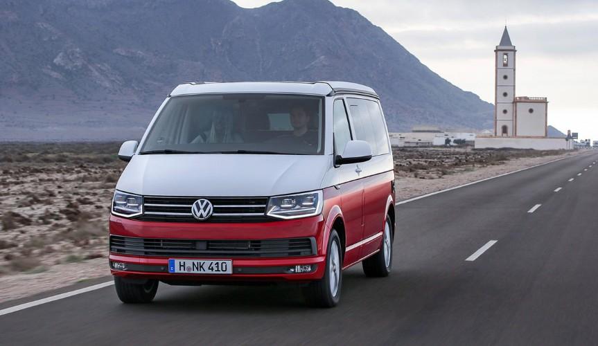 Марка Volkswagen сохраняет розничные цены на коммерческие автомобили
