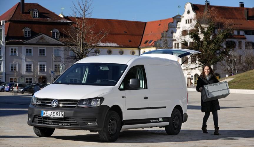 ABT e-Caddy стал доступен в пассажирском варианте