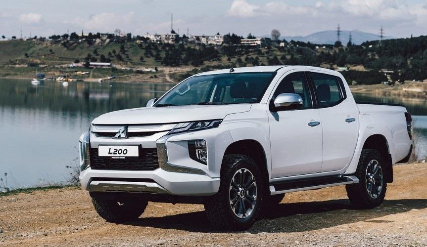Пикап Mitsubishi L200 вышел на рынок Казахстана