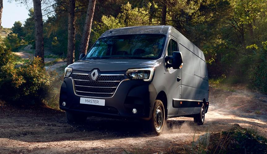 Обновлённый Renault Master стал доступен для заказа в России
