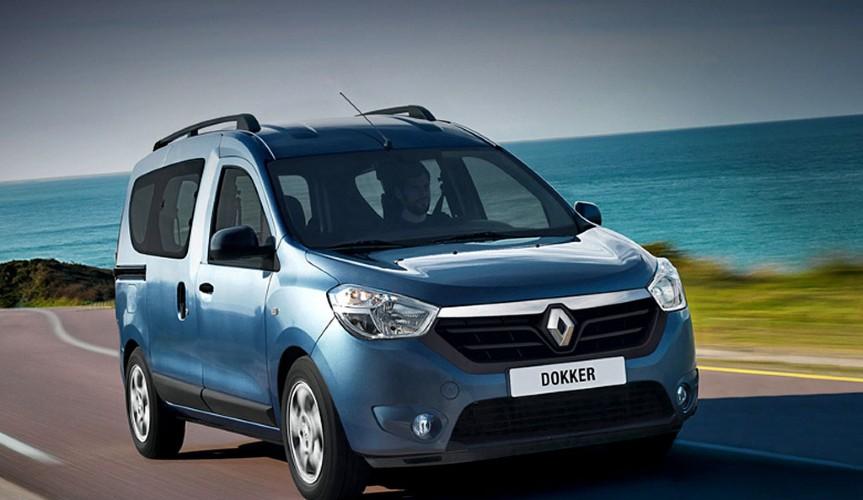 Renault Dokker ушёл с российского рынка