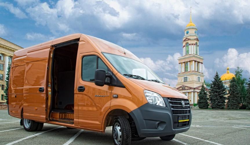 Рынок новых LCV в России упал на 27% в мае