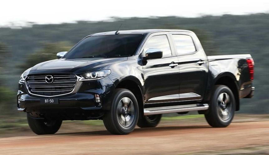 Mazda представила новый пикап BT-50