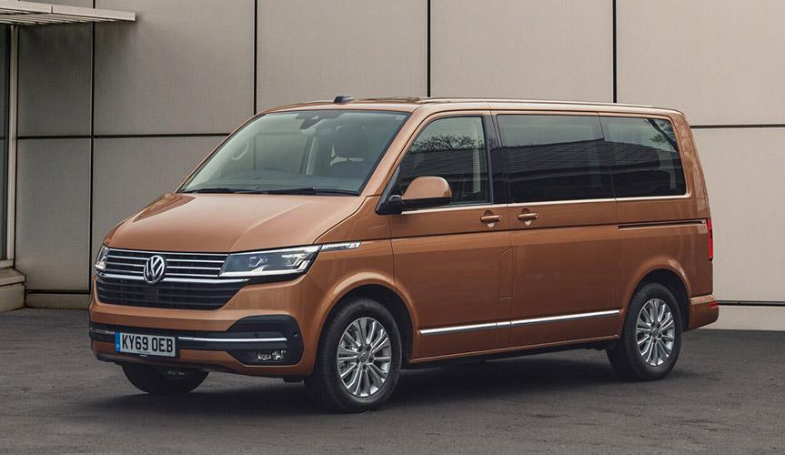 Коммерческие автомобили марки Volkswagen стали призёрами премии «Автомобиль года в России — 2020»