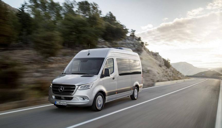 Mercedes-Benz отзывает в России более 1500 фургонов Sprinter