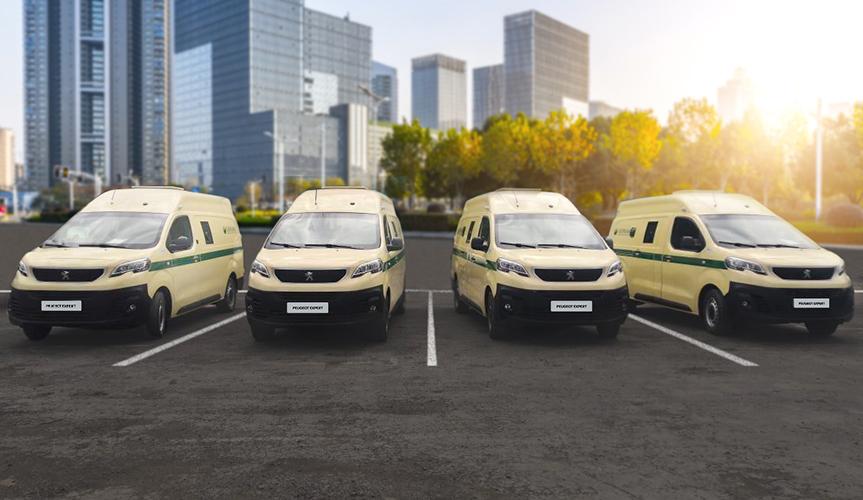 Peugeot поставит Сбербанку 252 специально подготовленных автомобиля