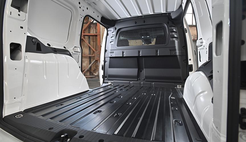 Volkswagen готовится к началу продаж Caddy нового поколения