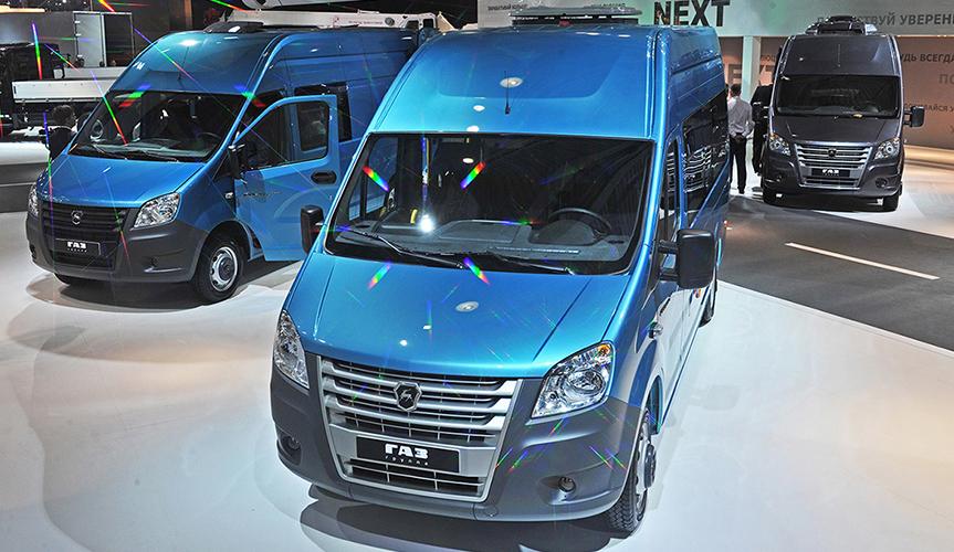 Определены главные рынки сбыта новых LCV в России