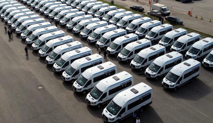 «Соллерс Форд» запускает онлайн-витрину Ford Transit