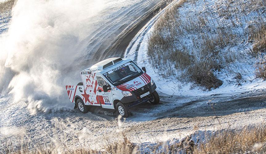 Автомобили «ГАЗель NEXT» стали победителями IV этапа Чемпионата России по ралли-рейдам
