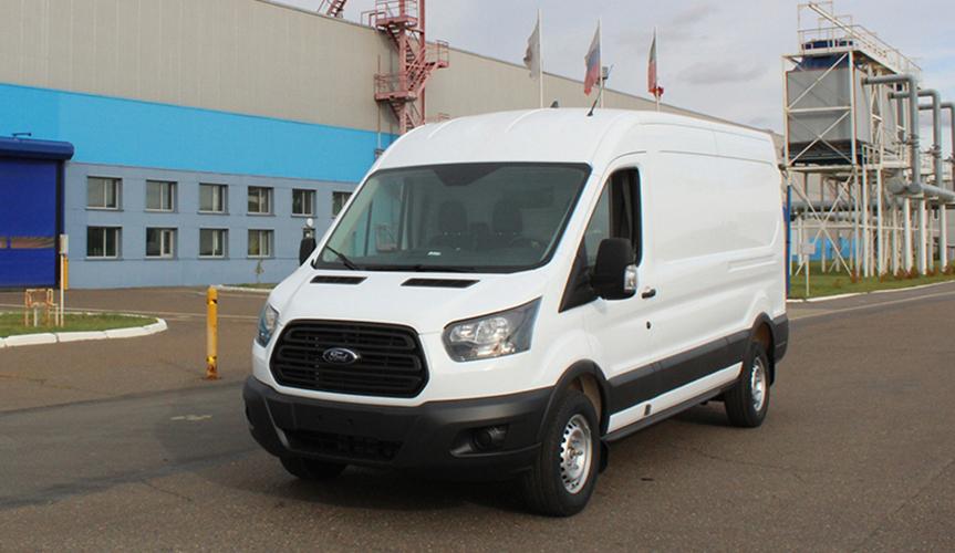«Соллерс Форд» представляет мобильную ветеринарную лабораторию Ford Transit