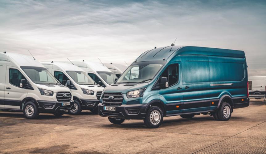 Ford представил новую противоугонную систему для фургона Transit