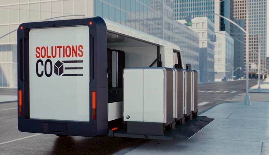 GM запускает новый коммерческий бренд EV BrightDrop и электрофургон