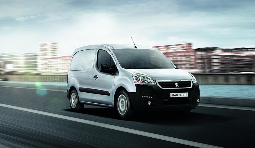 В России начались продажи нового Peugeot Partner