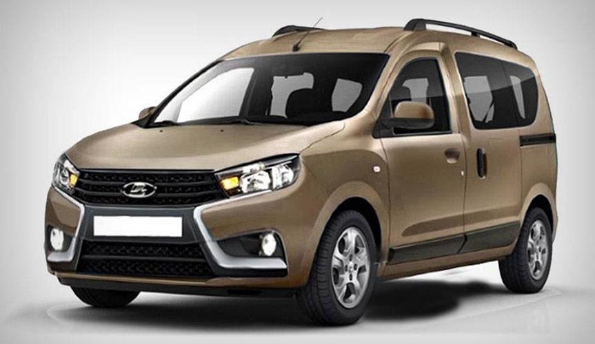 АВТОВАЗ отказался от производства модели LADA Van