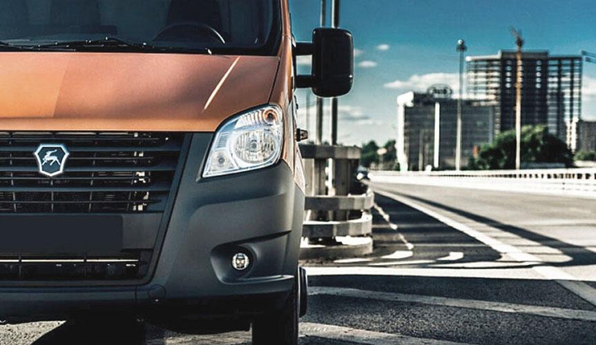 Популярные марки и модели автомобилей LCV у юрлиц в 2020 году