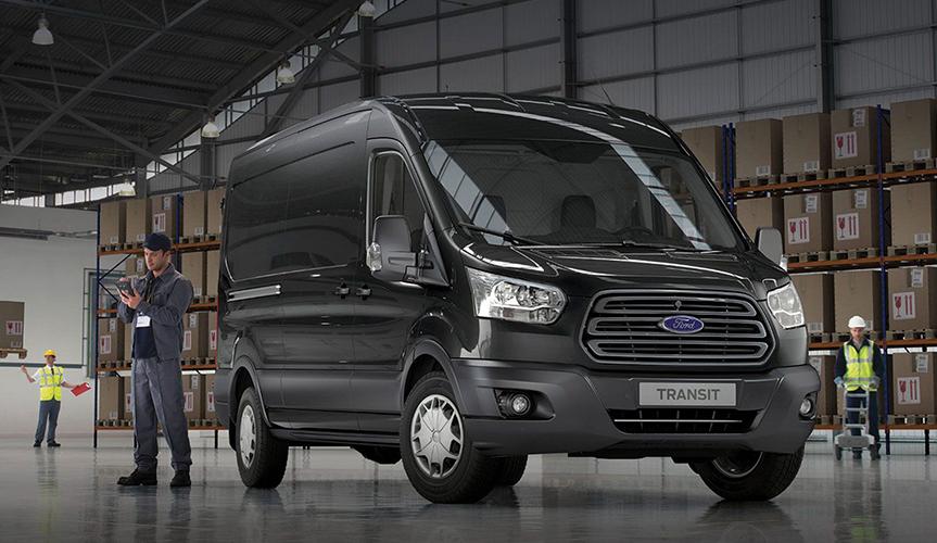 «Соллерс Форд» наращивает производство фургонов Ford Transit