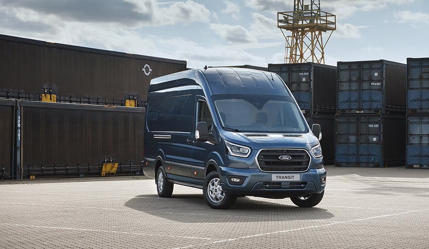 У фургона Ford Transit может появиться электрическая версия