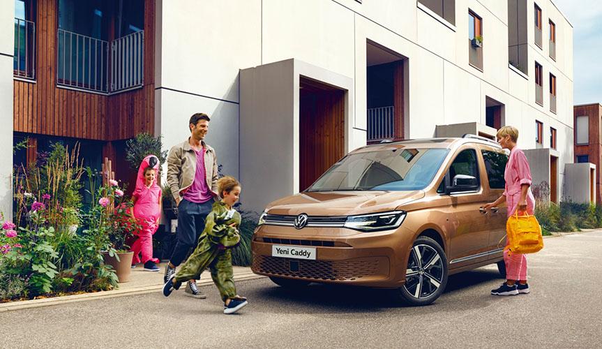 Обновлённый Volkswagen Caddy стал доступен для заказа в России