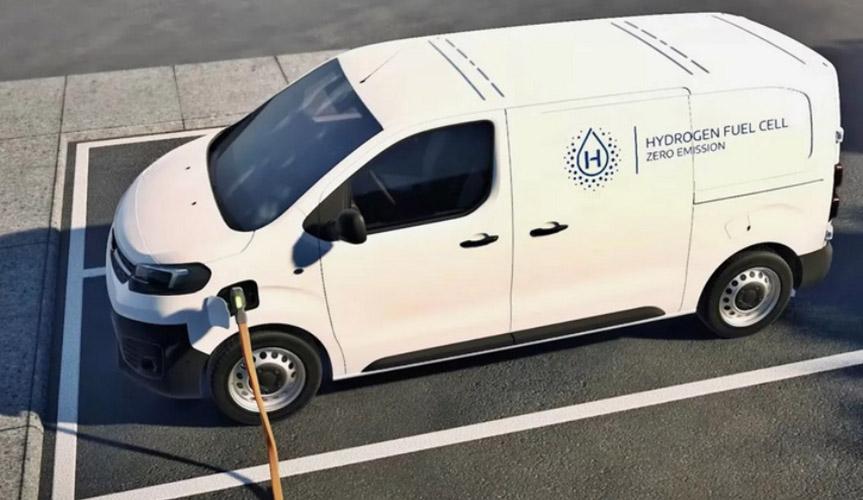 Stellantis начнёт выпуск водородных фургонов марок Peugeot, Citroen и Opel